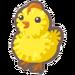Chick Figurine