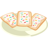 Rainbow Pop Tarts