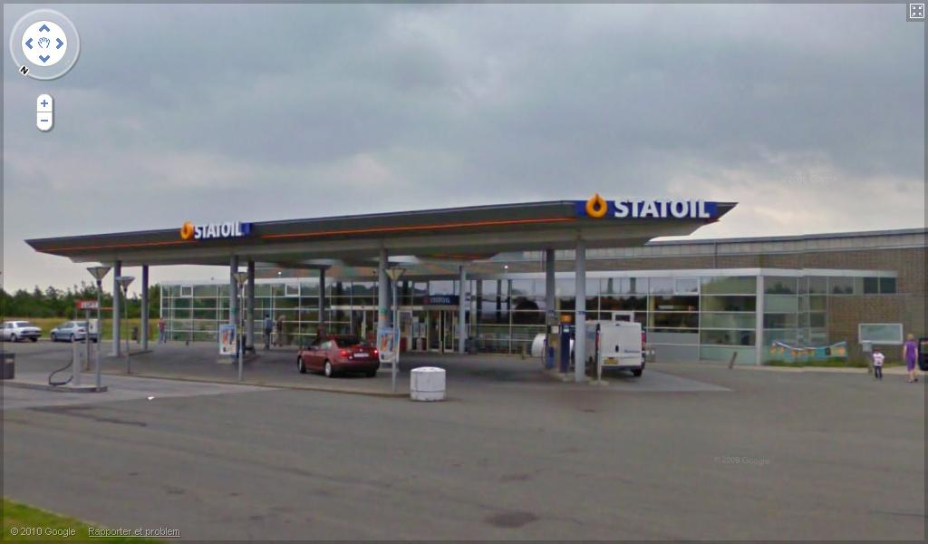 Denmark e45 hjallerup enge rest stops and service plazas - Garden state parkway gas stations ...