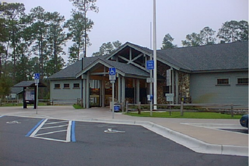 Rest Stops and Service Plazas