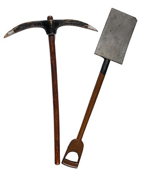 Pick and Shovel