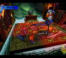 Ripper Roo (Crash Bandicoot 2 Boss)