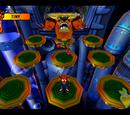 Tiny Tiger (Crash Bandicoot 2 Boss)
