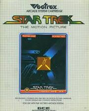 Vectrex star trek