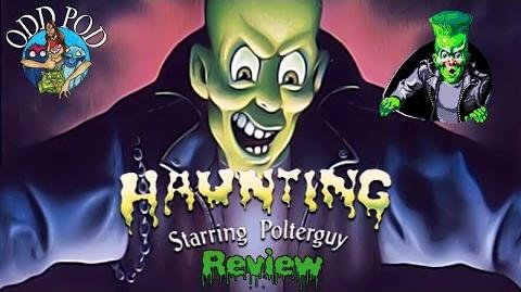 Haunting Starring Polterguy (Mega Drive) - Game Review