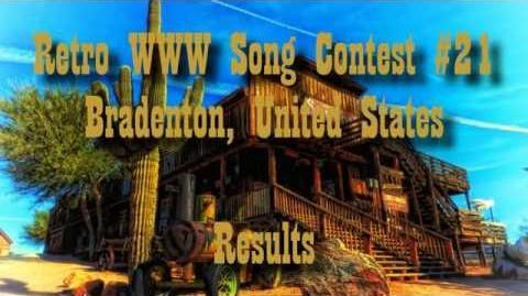 Retro WWWSC 21 - Results