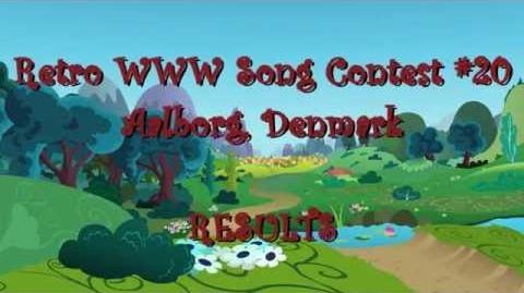 Retro WWWSC 20 - Results