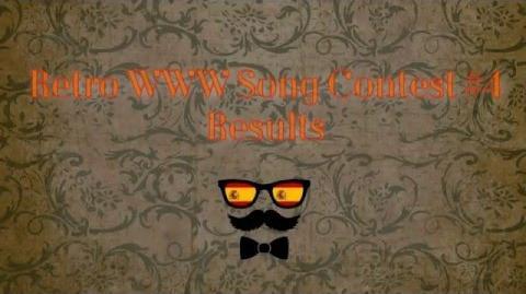 Retro WWWSC 4 - Results