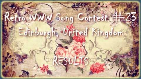 Retro WWWSC 23 - Results