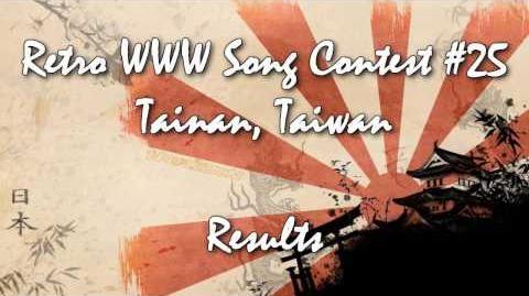 Retro WWWSC 25 - Results
