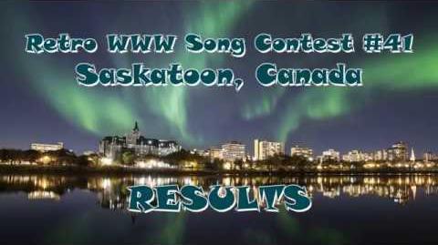 Retro WWWSC 41 - Results
