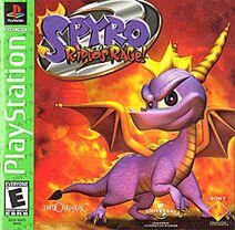 Spyro 2 Ripto's Rage! poster