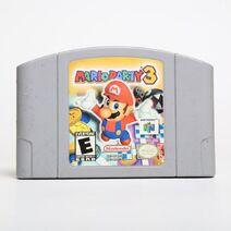Mario Party 3 Cartridge