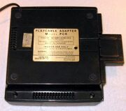 PlayCable back