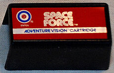 Adventure vision cartridge