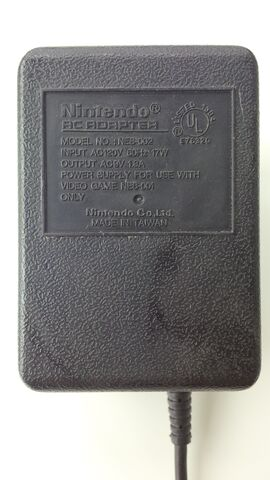 File:Nintendo Entertainment System 9VAC power supply 01.jpg