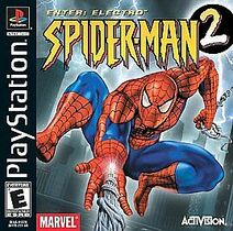 Spider-Man 2 Enter Electro poster