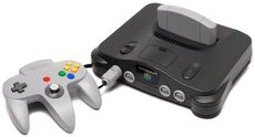 N64 Console