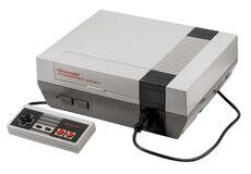 NES Console
