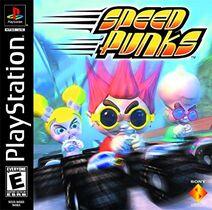 Speed punks poster