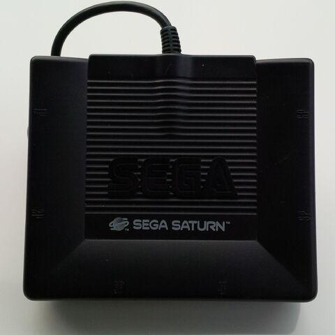 File:Sega Saturn Multi-Tap multiplayer adapter top.jpg