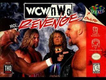Wcw Nwo Revenge 64 Retro Consoles Wiki Fandom