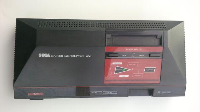 File:Sega Master System top.jpg