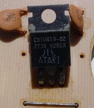 Atari chip 2