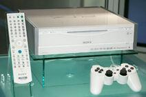 Console psx