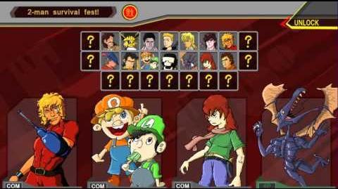 Super Smash Brothers Retsupuraelee