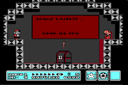 Blood whistle