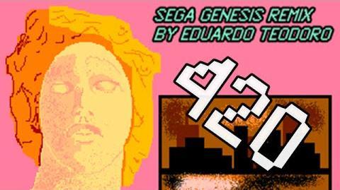 420 (Macintosh Plus) - Sega Genesis remix by Eduardo Teodoro