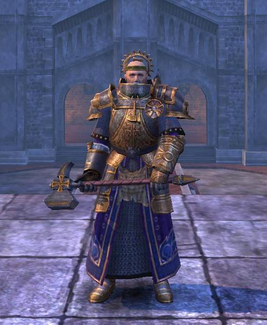 Warrior Online