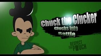 Battle for Lawl Island Character Moveset - Chuck the Clucker