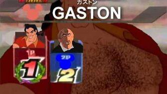 Smash Bros Lawl Character Moveset - Gaston
