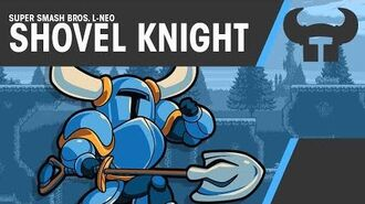 L-NEO Moveset Shovel Knight