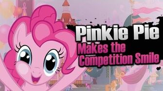 Smash Bros Lawl X Character Moveset - Pinkie Pie