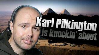 Smash bros Lawl X Character moveset - Karl Pilkington