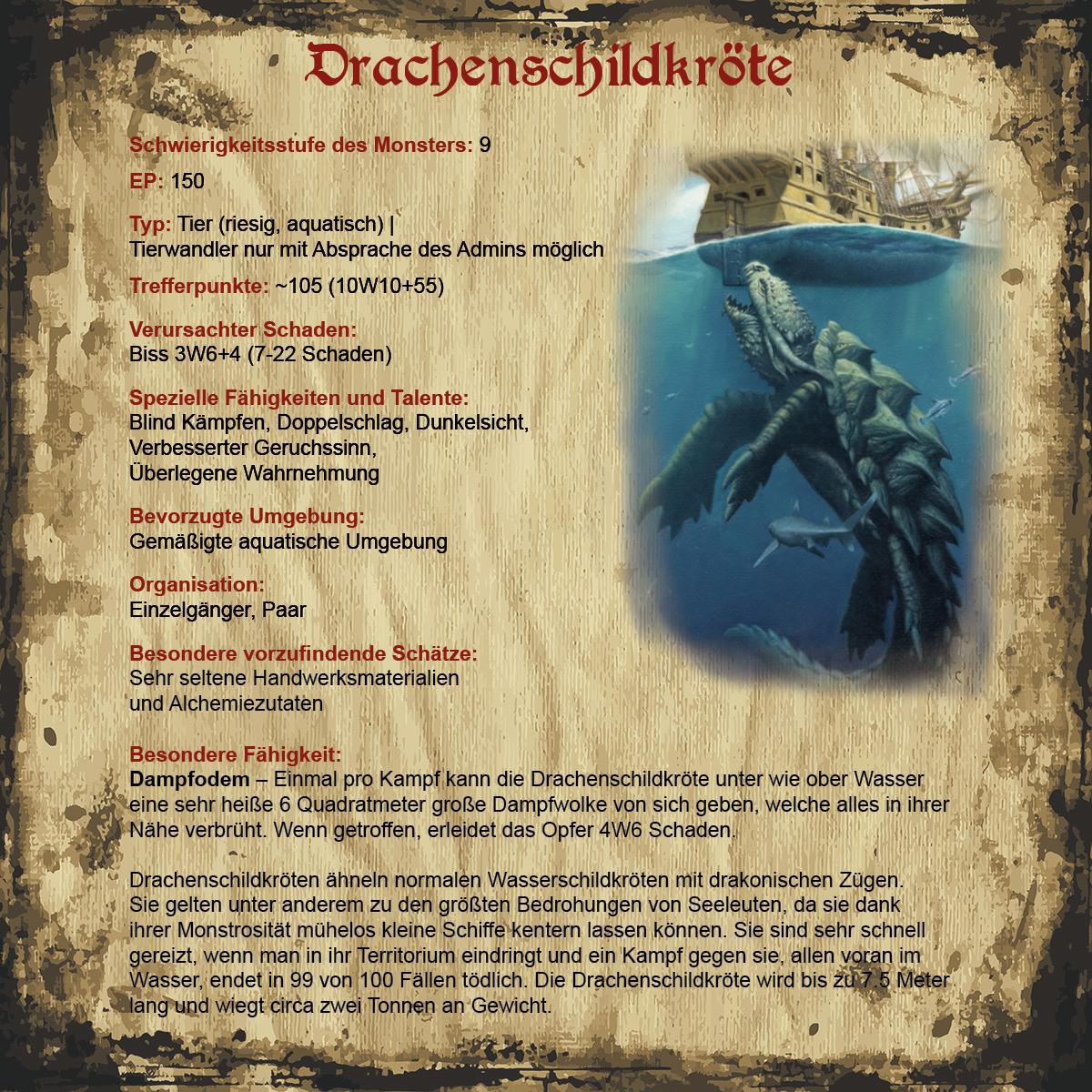 Drachenschildkröte   Revaria Wiki   FANDOM powered by Wikia