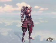 Blademaster Coustume (lv69) Side View (male)