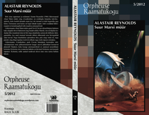 The Great Wall of Mars (Estonian edition by Kirjastuse Fantaasia Ulmesari)