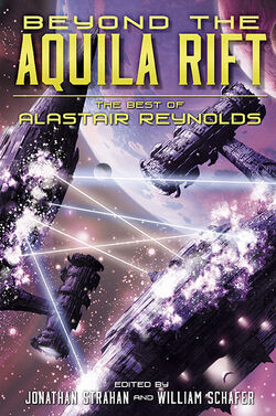 Beyond the Aquila Rift by Alastair Reynolds trade