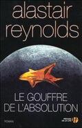 Absolution Gap (French cover by Presses de la Cité)