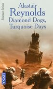 Diamond Dogs, Turquoise Days (French cover by Presses Pocket)