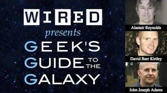 Alastair Reynolds Interview - Geek's Guide to the Galaxy Podcast 68
