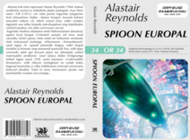 A Spy in Europa (Estonian edition by Kirjastuse Fantaasia Ulmesari)
