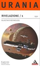 Revelation Space vol 1 (Italian edition by Mondadori)