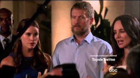 "Revenge 4x04 Ending Scene ""Meteor"" (HD) David with Victoria & Charlotte Season 4 Episode 4"