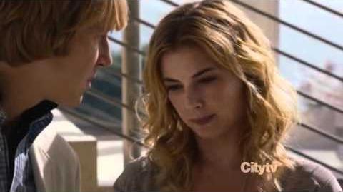 "Nolan and Emily Amanda Scenes - Revenge 1x14 ""Perception"""