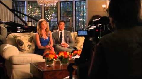 Revenge 2x19 Daniel & Emily Engaged